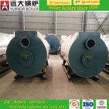 2ton gás técnico da caldeira do vapor Boiler/2t do vapor Boiler/2ton despedido