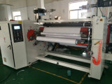Edge Slitting Unit.를 가진 고속 Rewinding Machine