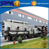 Berufsgleisketten-Typ mobile Kegel-Zerkleinerungsmaschine-Maschine