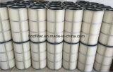 De Patroon van de Filter van de Lucht van de Polyester Spunbond van 100%