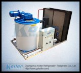 Guangzhou Koller Commercial Flake Ice Maker Machine per l'industria della pesca