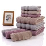 Выдвиженческие напечатанные Bamboo сторона волокна/рука/полотенце ванны/пляжа