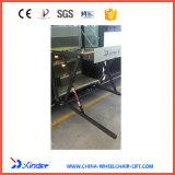 Elétrico & hidráulico Scissor a tabela de elevador da cadeira de rodas para o barramento (WL-UVL)