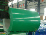 Dach-Metall/Farbe beschichteten Stahlring/galvanisiertes Eisen/Blatt des Gebäude-Construction/PPGI