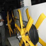 Extrusora da tubulação/máquina flexíveis da fatura (SJ-65/90)