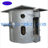 De gebruikte Middelgrote Oven van de Inductie van de Frequentie van de Verdeler van China