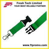 Lanière bon marché de polyester de type d'affaires d'OEM