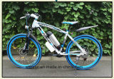 """26 """" ألومنيوم إطار [إ-بيسكل] جبل درّاجة كهربائيّة مع [ليثيوم بتّري] لأنّ عمليّة بيع"""