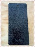 El grano de plata en negro Anaranjado-Pela la capa del polvo con la característica anticorrosiva