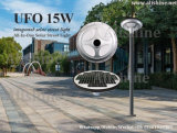 lampe solaire Integrated de jardin de rue de 15W DEL