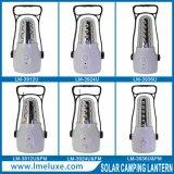 Indicatore luminoso di campeggio di emergenza ricaricabile del LED