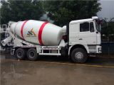 Camion Sinotruk della betoniera M3 di HOWO 8X4 12