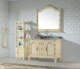 Module de salle de bains en bois de chêne Sw-63005