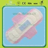 Supergebrauch-gesundheitliche Serviette der nacht320 mit Ineinander greifen oder Baumwolle