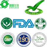 Cápsula natural pura da vitamina E da alta qualidade orgânica do cuidado de pele