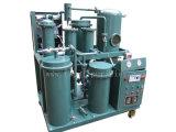 Машина фильтра для масла масла двигателя черноты обезвоживания вакуума гидровлическая (TYA)