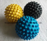 10cm Non-Toxic PVC Hard Body Ball Massage Roller Ball com Spiky
