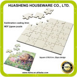 Sublimation-Drucken-Hartfaserplatte-Puzzlespiel von China