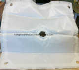 Pano de filtro do PE do vôo para a imprensa de filtro
