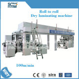 Máquina de revestimento da folha de PVDC/PVC/Aluminum