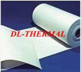 Nenhum vidro quente da película do derretimento do papel refratário orgânico da fibra cerâmica da pasta (dobra)