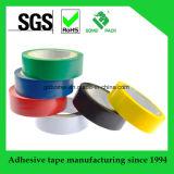 절연제를 위한 접착제 PVC 전기 테이프는 보호한다