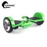 Smartek motorino elettrico elettrico di Gyropode Gyroskuter Hoverboard Patinete Electrico dell'equilibrio di auto di 7.5 pollici
