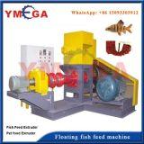 Extrusora de alimentação de peixes flutuante e máquina de alta qualidade da China