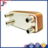 Échangeur de chaleur à plaques brasées en acier inoxydable à haute efficacité
