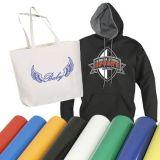 Witte Overdracht Cuttable Pu Flex /Vinly voor T-shirt