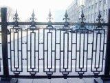 Тип загородка отливки Fence/EUR утюга высокого качества чугуна