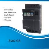 Mini movimentação de velocidade variável da C.A. do controle 3phase 220V 380V do inversor V/F