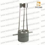 具体的なテストハンマーの口径測定の鋼鉄金敷