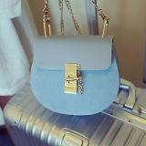 Bolsos clásicos de las señoras de bolso de mano de las mujeres con el color Sy7990 del contraste