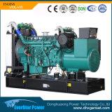 Dínamo Diesel de geração elétrico portátil de Genset da potência do gerador do reboque ajustado