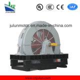 Série elétrica assíncrona 3-Phase de alta tensão Large-Sized Yr2500-10/1730-2500kw do motor de indução da C.A. do anel deslizante de rotor de ferida