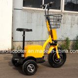 motorino Handicapped del motorino elettrico di mobilità delle rotelle 500W tre con Ce