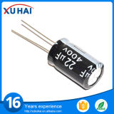 Par prix en aluminium de condensateur électrolytique du trou 1500UF 200V le bon