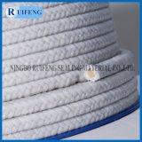 Corda calda della treccia della fibra di ceramica di vendita Ycr102 Ycr 103 (QUADRATO, ROTONDI)