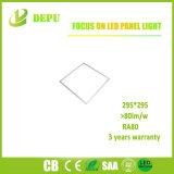 Deckenleuchte 295*295 18W 80lm/W des LED-Panel-Light/LED mit TUV, Cer