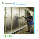 Fiberglas-akustische Isolierungs-Glaswollen angewendet Roof und Isolierung zu ummauern