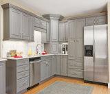 Aprontar feito o abanador para denominar gabinetes de cozinha