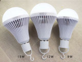 Luz de bulbo Emergency de Voitage AC85-265V 12W LED para la venta