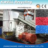 Estágio do dobro da eficiência elevada que recicl o granulador/máquina de recicl plástica