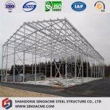 O ISO quente da venda Certificated edifício/armazém pré-fabricados/vertido