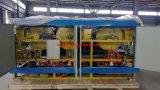 Der gesponnene Plastik schmeißt Drucken-Maschine raus