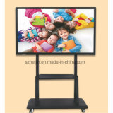 75 매우 인치 4k HD 교육 접촉 전시 화면