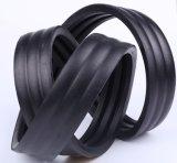 Mit einem Band versehener klassischer V-Gürtel für den Export