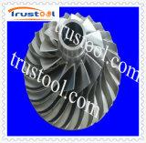 6061 aluminium CNC die Delen machinaal bewerken