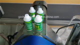 Машина для прикрепления этикеток круглой бутылки стенда верхняя автоматическая горизонтальная малая